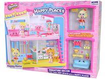 Shopkins com Acessórios DTC - Happy Places