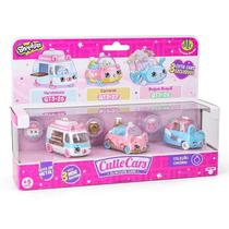 Shopkins Cuties Cars Casório 5101 - DTC -