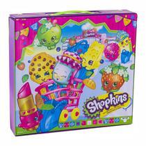 Shopkins Estojo com Divisória - Dtc 3701 -