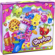 Shopkins - Estojo com Divisórias - Dtc