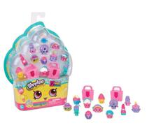 Shopkins Festa Doce com 12 Shopkins Brilhantes Exclusivos - DTC -