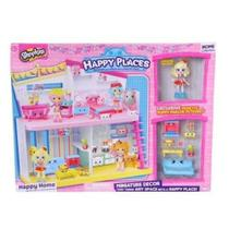 Shopkins Happy Place Happy Home - DTC -