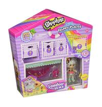 Shopkins Happy Places - Casinha Surpresa Bainbow Beach - DTC -
