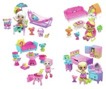 Shopkins Happy Places Casinha Surpresa Rainbow Beach 5079 - Dtc
