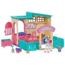 Shopkins Happy Places Happy Estábulo - Dtc