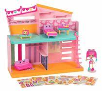 Shopkins Happy Places Home Casinha Decorada Pati Puzzle Série 2 Dtc 4480 -