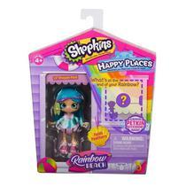 Shopkins Happy Places Mini Kit Rainbow Beach Pati Pluma - DTC -