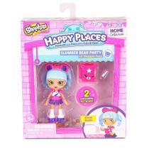 Shopkins Happy Places Quarto Ursinhos Riana Rádio 4479 - DTC -