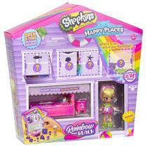 Shopkins Happy Places Rainbow Beach - Casinha Surpresa - DTC -