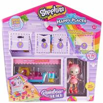 Shopkins - Happy Places - Rainbow Beach - Flor Mingo - DTC -
