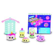 Shopkins Kit Com 5 Shopkins Série 7 3581 - DTC -