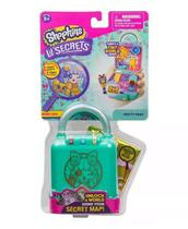 Shopkins Lil Secret - Cadeado Com Segredo - Pet Shop - Verde - DTC -
