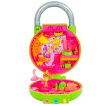 Shopkins lil secret cadeado quiosque de frutas - Dtc
