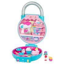 Shopkins Lil Secrets  Cadeado Com Segredo  Confeitaria Cupcakes - Dtc -