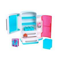 Shopkins Linda Cozinha Geladeira 4585 - DTC -