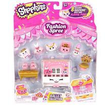 Shopkins Moda Fashion Coleção Balé Ref. 3734 - DTC -