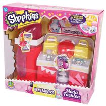 Shopkins Moda Fashion Penteadeira - DTC  3737 -