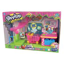 Shopkins Playset Linda Lojinha - Dtc
