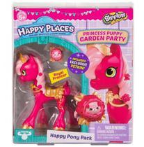 Shopkins Ponêi Mel Happy Places Estábulo da Pônei Mel Shoppies - Dtc