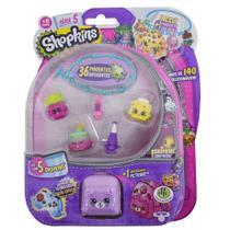 Shopkins Serie 5 Blister Kit com 5 - DTC -