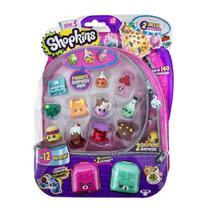 Shopkins Série 5 com 12 Unidades - 3582 - Dtc -