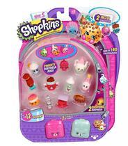 Shopkins Série 5  com Pingente Surpresa com 12 Shopkins - Dtc