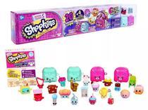 Shopkins serie 5 - mega kit com 25 peças - Dtc