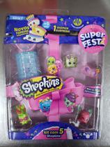 Shopkins Série 7 Blister com 5 - DTC -