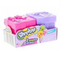 Shopkins Serie 7 Caixinhas com 2 Shopkins Sortidos DTC 3580 -