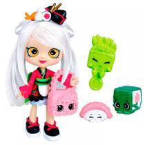 Shopkins Shoppies Boneca Sara Sushi - DTC -