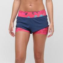 Short Adidas Adidas Duplo Salinas Feminino -