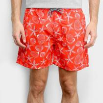 Short Broken Rules Tropical Masculina -