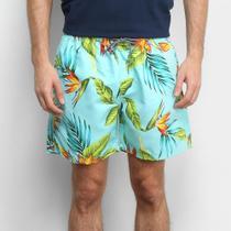 Short Broken Rules Tropical Masculino -