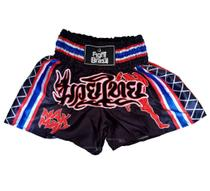 Short Calcao Para Muay Thai Kickboxing Fight Brasil Elite Lutador
