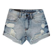 Short Confort Authoria Detonado Jeans