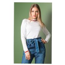 Short Feminino Adulto Ciclista LZT Jeans  Ref:310 38 ao 46 - Ltz Jeans