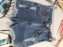 Short Jeans feminino - Tutti
