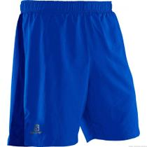 Short Masculino Salomon 4 Way Azul Tam. EGG