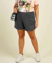 Short Plus Size Feminino Moletinho Costa Rica -