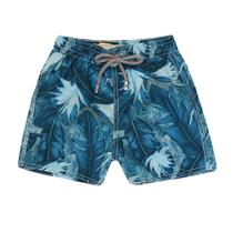 Short Surf Masculino Estampado - 1+1