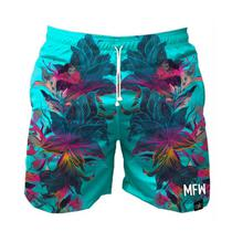 Short Tactel Masculino Colors com Bolsos - Maromba fight wear
