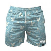 Short Tactel Masculino Ocean com Bolsos - Maromba fight wear