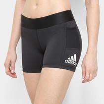 Shorts Adidas Alphaskin Feminino -