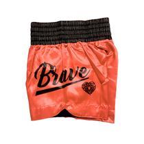 Shorts de Muay thai Cetim Mellon Brave Rudel Sports -