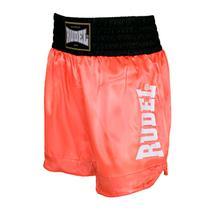 Shorts de Muay Thai Cetim MT 14 Mellon Série 2 Rudel Sports -