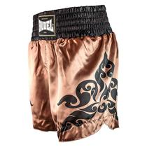 Shorts de Muay Thai Cetim MT12 Corner Goldem Rudel Sports -