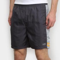 Shorts Gajang Fitness Bolsos Listra Lateral Masculino -