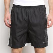 Shorts Gajang Fitness Listras Bolsos Masculino -