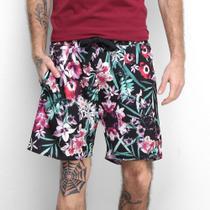 Shorts Gajang Floral Masculino -