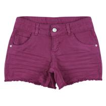 Shorts Look Jeans Sarja Collor -